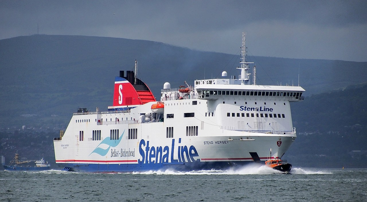 Photo of PR: Fiver Fever with Stena Line.
