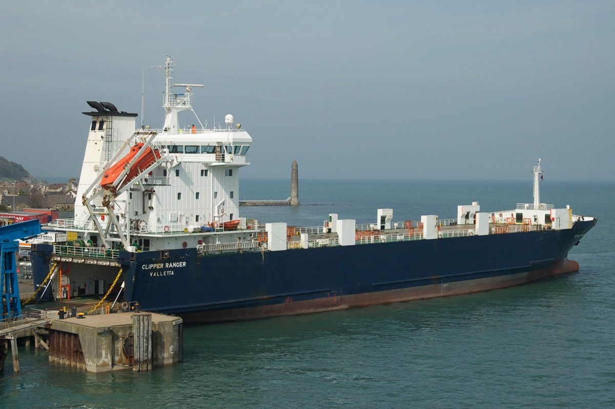 Photo of Seatruck update – Deployment of third Dublin-Liverpool vessel delayed.