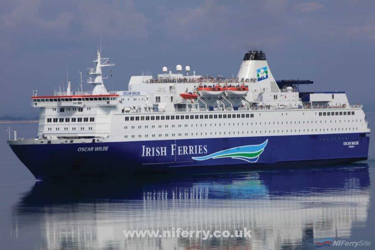 OSCAR WILDE. Irish Ferries