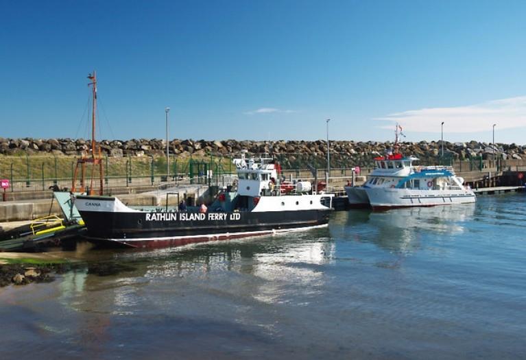CANNAand Rathlin Express. Rathlin Island Ferry Limited.