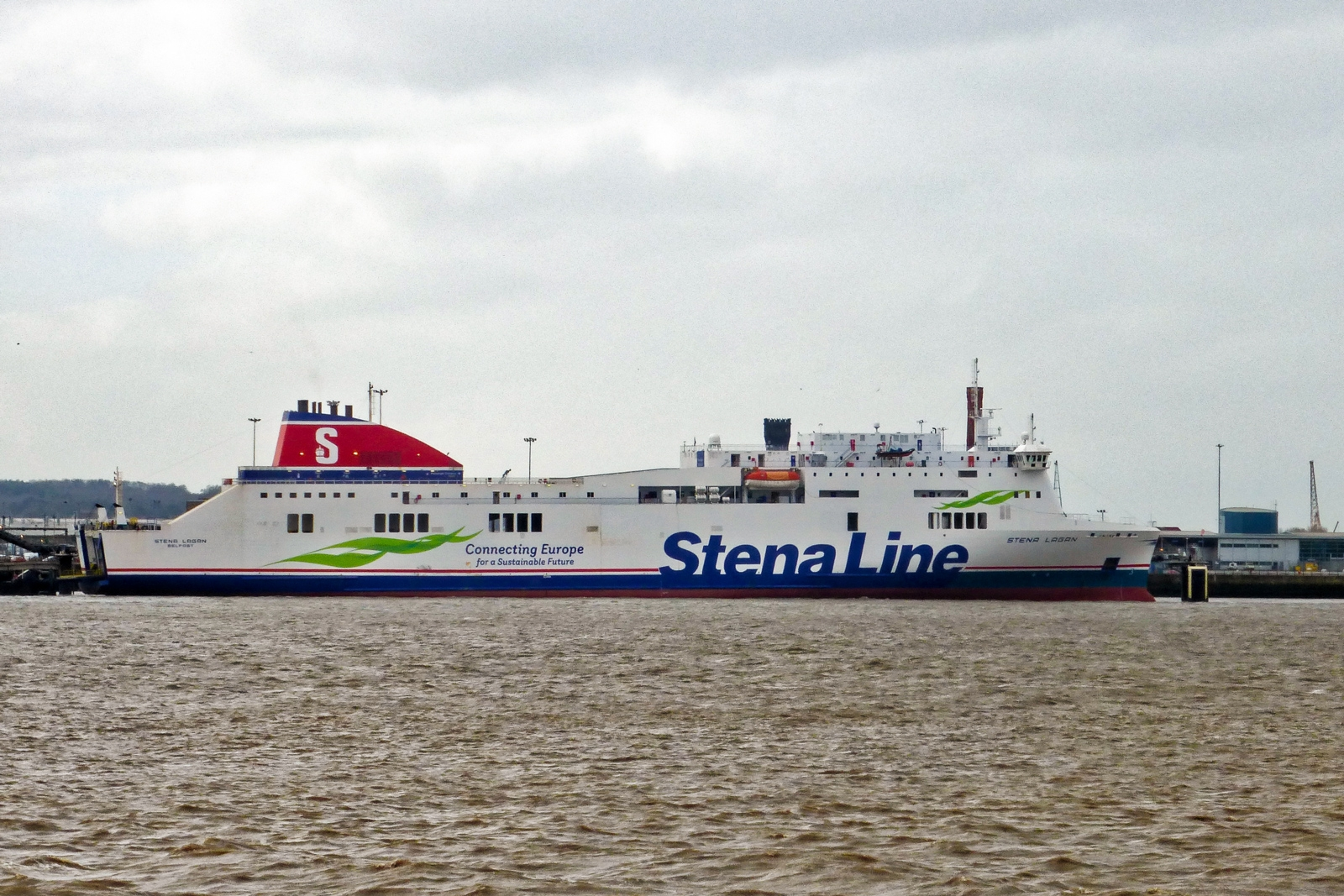 Photo of In strange waters #2: Stena Line Irish Sea dry docking's/refits 2017 (Pt 2)