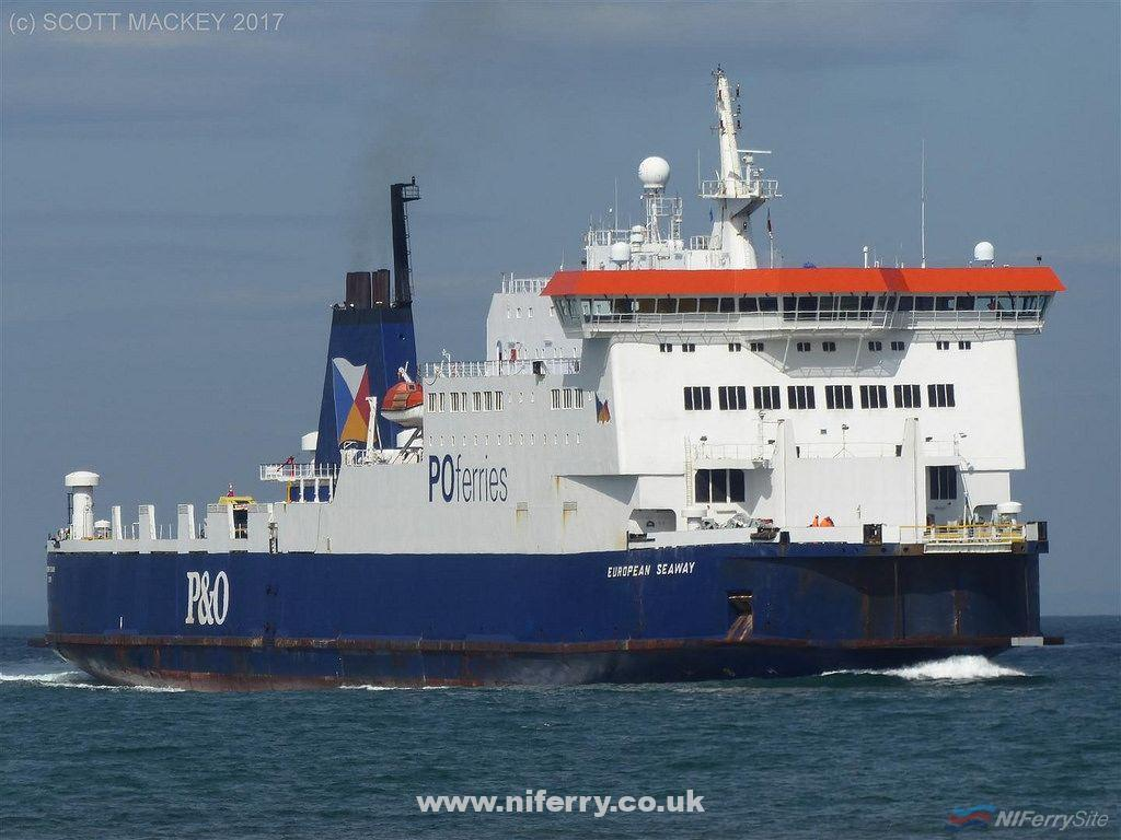 Photo of [Quick News] European Seaway to arrive in Larne This Evening