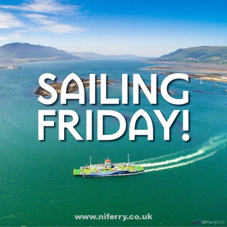 WHEN THE CLOCK STRIKES TWELVE. This Friday, 12noon departing from Greencastle County Down, the new Scenic Carlingford Ferry will make its maiden voyage across to Greenore in County Louth. Excited doesn't even come close! Thanks for your patience and support. Spread the word. Click www.carlingfordferry.com for tickets. Also available to purchase on board.