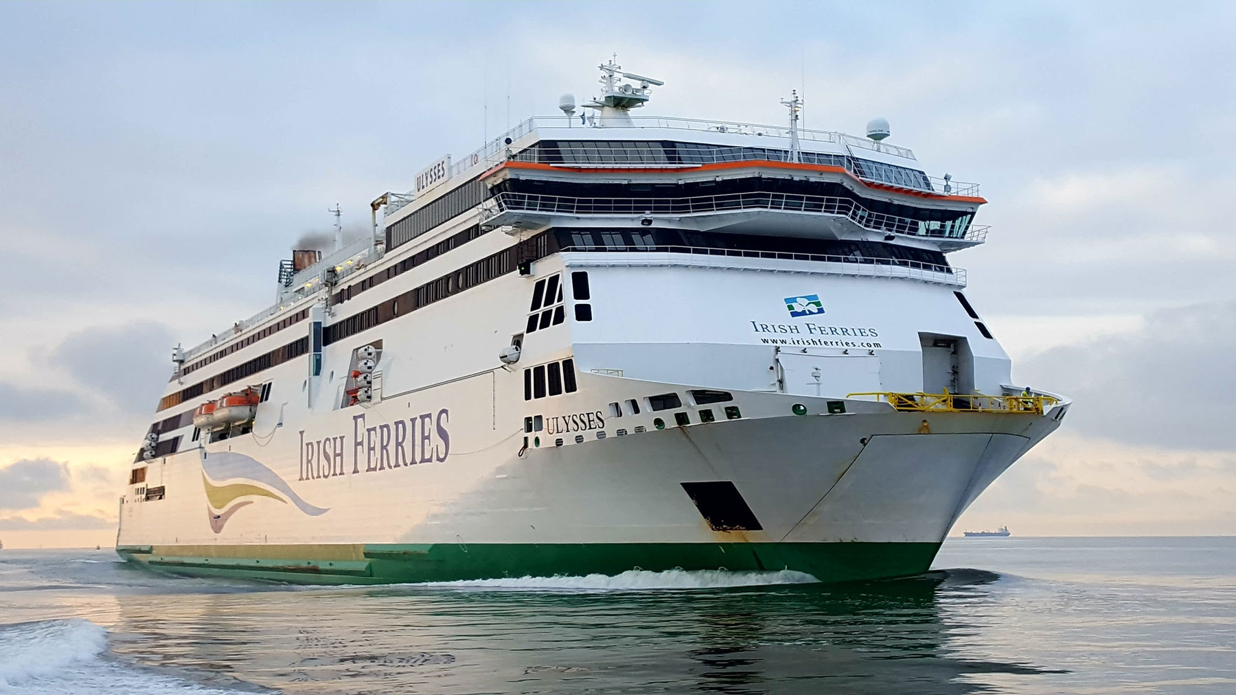 Photo of Further Delay To return of Irish Ferries Ulysses. Dublin Swift in Dry Dock