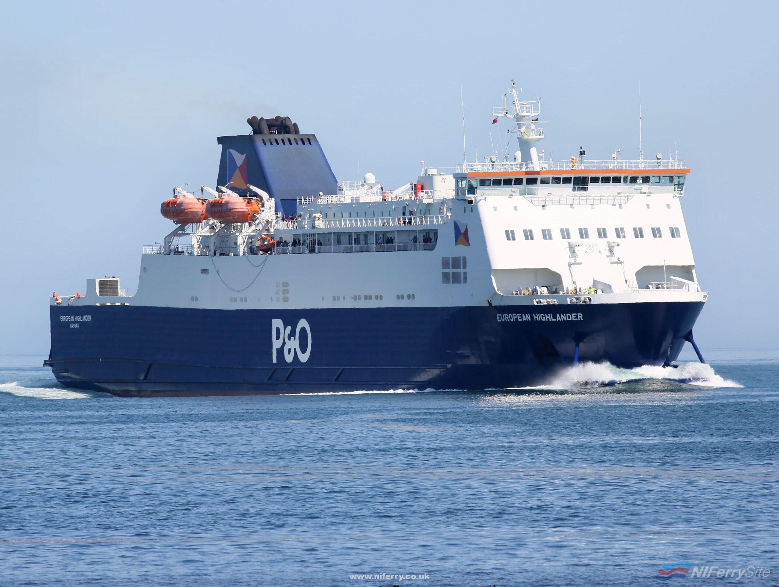 Photo of P&O Ferries sold back to DP World