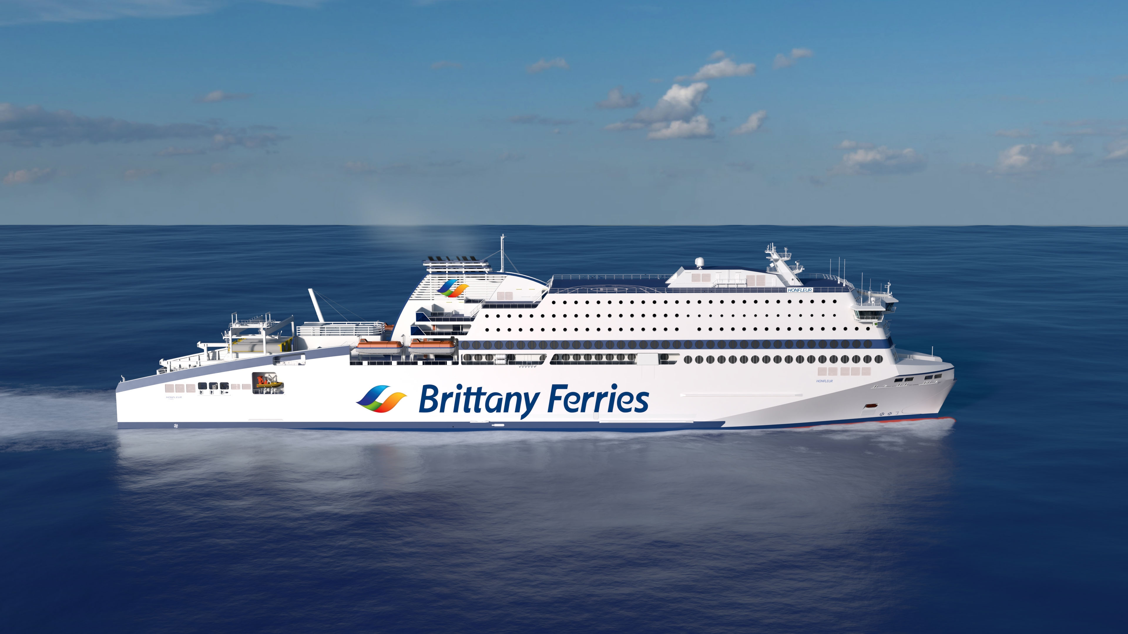 Photo of [PR] Somanor and Brittany Ferries confirm termination of Honfleur shipbuilding contract