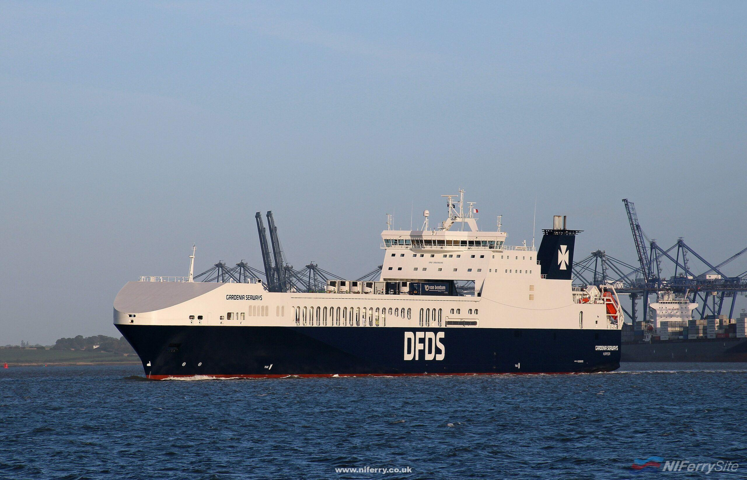 Photo of DFDS to cut 650 jobs as part of response to COVID-19 market changes