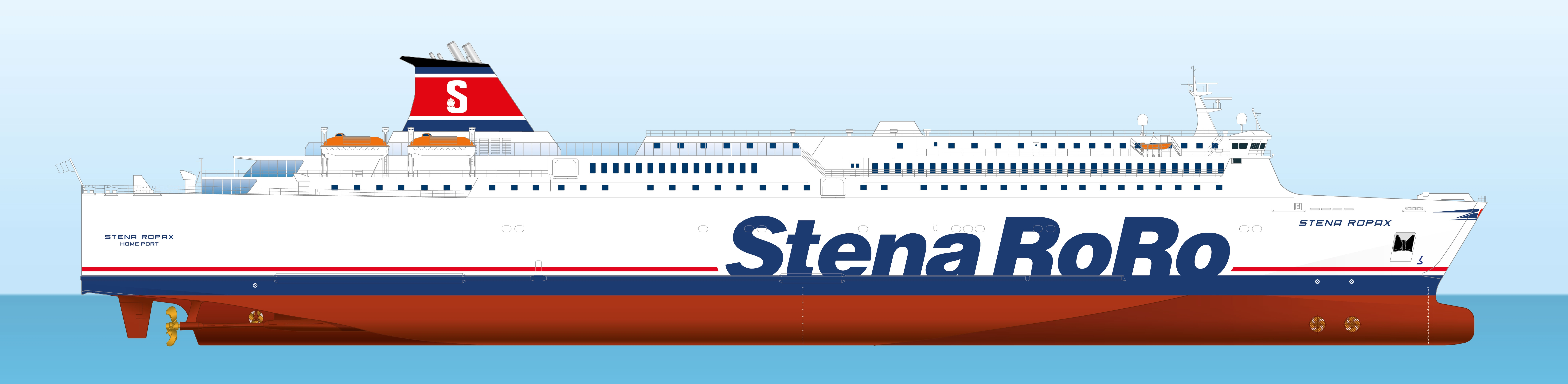 PR] Stena RoRo acquires RoPax vessel in Japan | NI Ferry Site