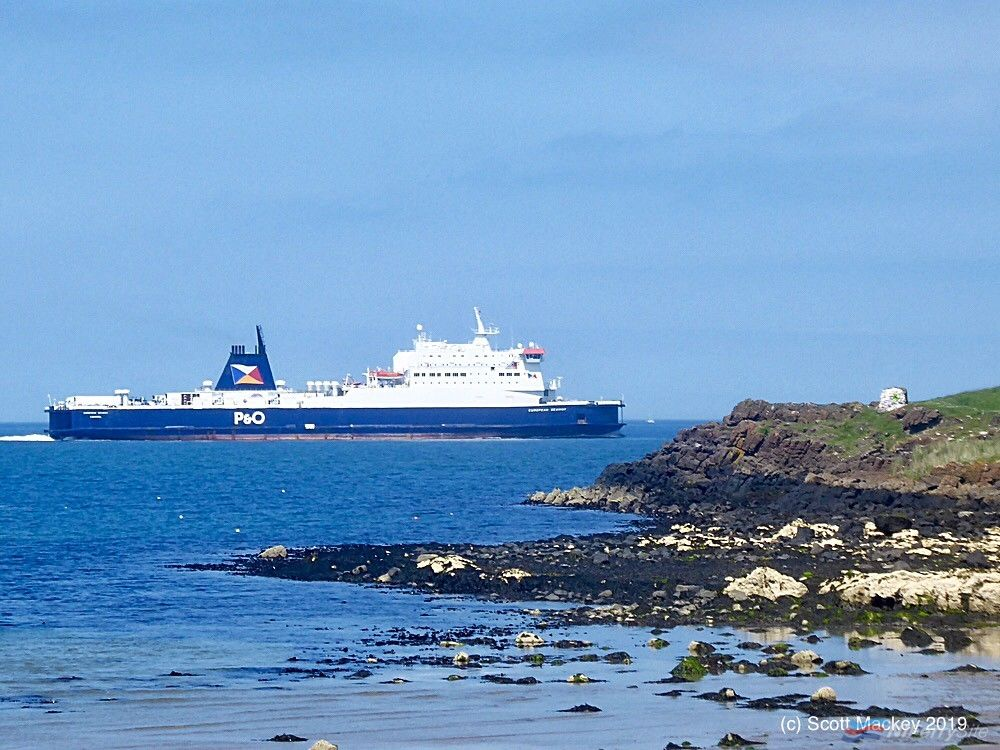 Photo of Confirmed – European Seaway returning to P&O Ferries Larne to Cairnryan route in September