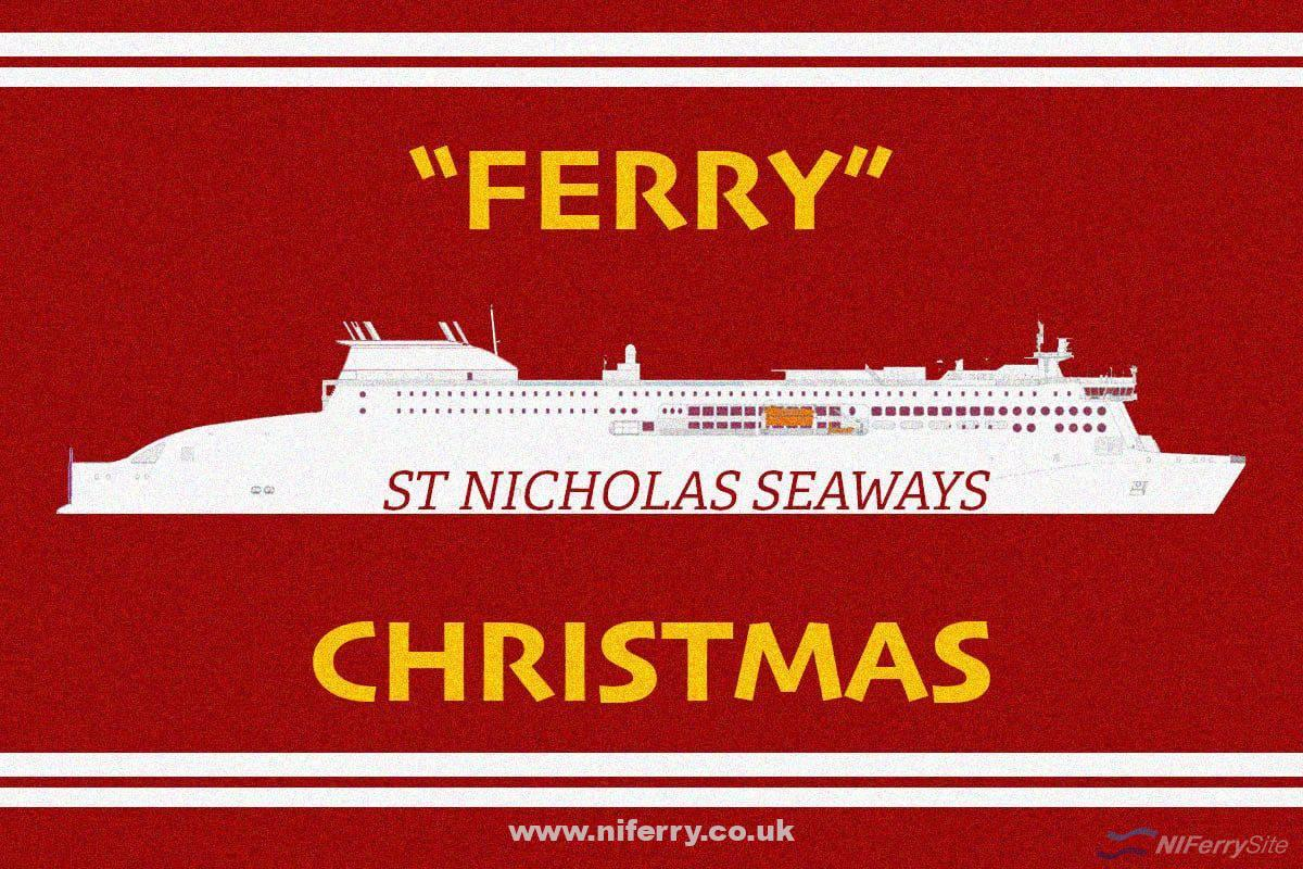 Photo of Merry Christmas from NI Ferry Site