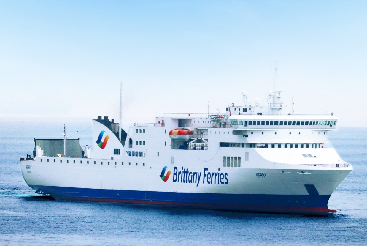 Pr brittany ferries maintains commitment to its ireland - Rosslare ferry port arrivals ...