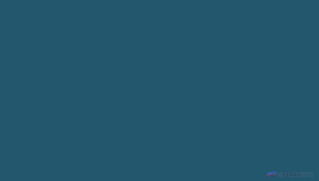 STENA EMBLA seen on sea trials in the Yellow Sea. Stena Line