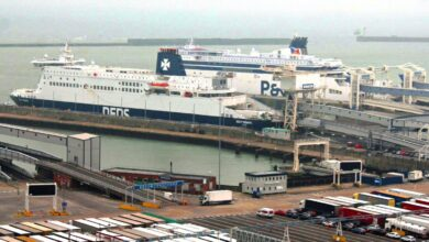 Port of Dover. Image Credit: Port of Dover