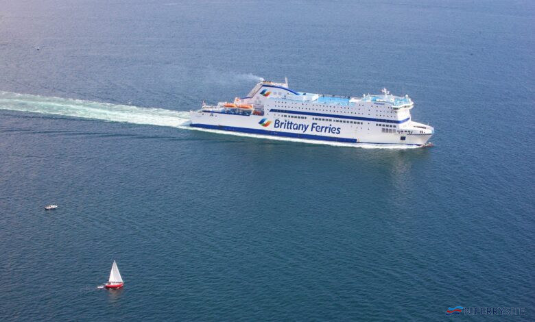 ARMORIQUE. Image: Brittany Ferries