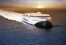 NORMANDIE EXPRESS. Image: Brittany Ferries,